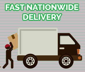 fast nationwide delivery