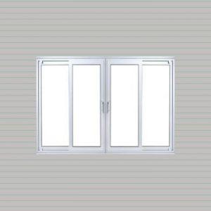 4 Pane Sliding Patio Doors