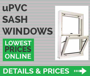 upvc sash windows details prices