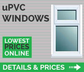 upvc windows details prices