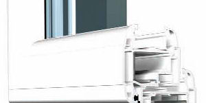 upvc windows manufactured strength